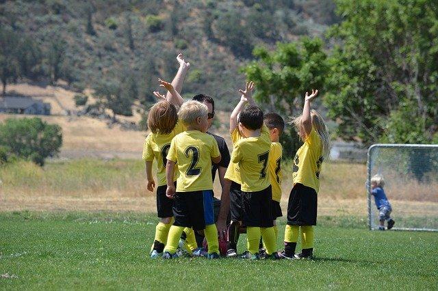 Kolik fyzické aktivity děti potřebují?